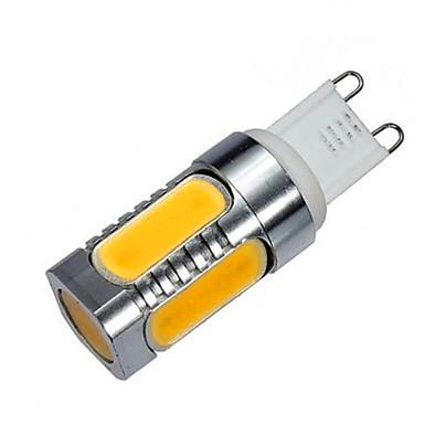 YWXLIGHT® 900 lm G9 LED лампы типа Корн T 5 светодиоды COB Декоративная Тёплый белый Холодный белый AC 220-240V