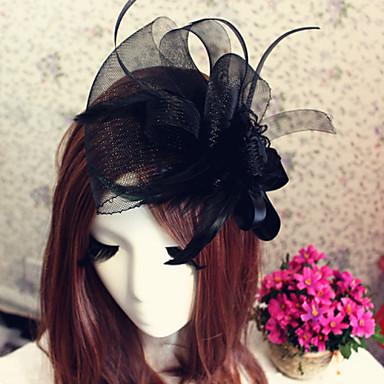 Bruiloft / Feest - Haarbanden / Fascinators (Kant , Zoals Op De Afbeelding)