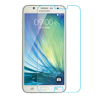 cheap Screen Protectors-Screen Protector for Samsung Galaxy J5 Tempered Glass Front Screen Protector High Definition (HD)