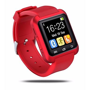 Έξυπνο ρολόι Smart Case Οθόνη Αφής Βηματόμετρα Έλεγχος Μηνυμάτων Κλήσεις Hands-Free Έλεγχος Φωτογραφικής Anti-lost Αθλητικά Παρακολούθηση