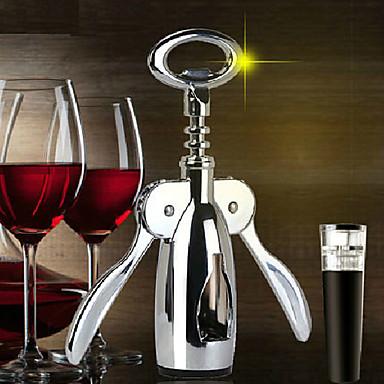 Ανοιχτήρι Μπουκαλιών Ανοξείδωτο Ατσάλι, Κρασί Αξεσουάρ Υψηλή ποιότητα ΔημιουργικόςforBarware cm 0.31 κιλό 1pc