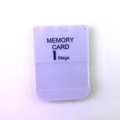 # - P1-MC001 - PS/2 - Κάρτες Μνήμης - Sony PS2 - Sony PS2 - Μίνι από Πολυανθρακικό / Πλαστικό