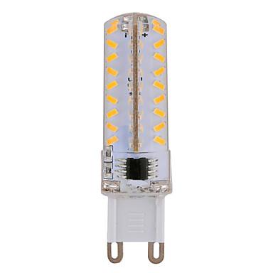 7W E14 / G9 / G4 LED-maïslampen T 72 SMD 3014 630 lm Warm wit / Koel wit Dimbaar AC 220-240 V 1 stuks