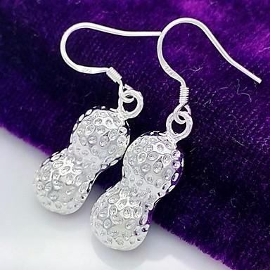 Σκουλαρίκι Κρεμαστά Σκουλαρίκια Κοσμήματα 2pcs Γάμου / Πάρτι / Καθημερινά / Causal Επάργυρο Γυναικεία Ασημί