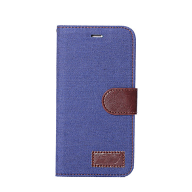 إلى حامل البطاقات محفظة مع حامل قلب غطاء كامل الجسم غطاء لون صلب قاسي جلد اصطناعي إلى Appleفون 7 زائد فون 7 iPhone 6s Plus/6 Plus iPhone