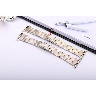 Horloge band voor appel horloge 38mm 42mm drie kralen vlinder gesp band