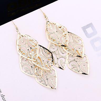 Dames Druppel oorbellen Opvallende sieraden Legering Sieraden