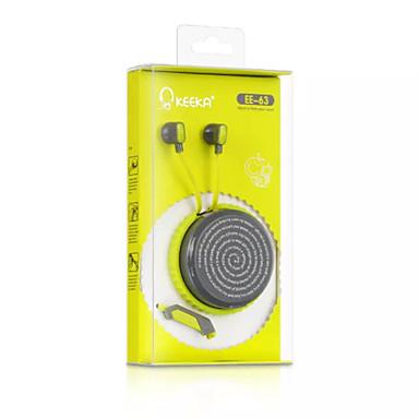 de nieuwe mode van 3,5 mm algemeen in-ear hoofdtelefoon