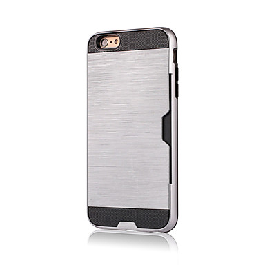 8 urti 6 6 Apple retro iPhone Resistente 04448689 Custodia iPhone Plus 8 Armatura agli Plus carte iPhone iPhone Porta di Per Per credito Resistente wqUxn8CXf