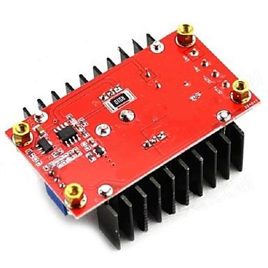 150w dc para dc 12 ~ 35V módulo de alimentação 10 ~ 32V ajustável step-up móvel para laptop