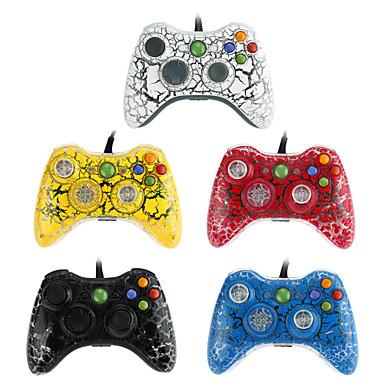Manettes Pour Xbox 360 Polycarbonate Manette de jeu Nouveautés