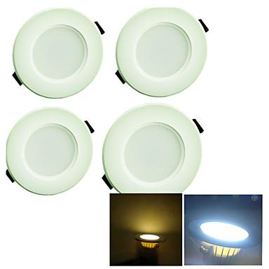 YouOKLight 200 lm Verzonken lampen 8 leds SMD 5730 Decoratief Warm wit Koel wit AC 220-240V