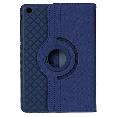 tok Για iPad Air με βάση στήριξης Αυτόματη αδράνεια / αφύπνιση Οριγκάμι Περιστροφή 360° Πλήρης Θήκη Συμπαγές Χρώμα PU δέρμα για iPad Air