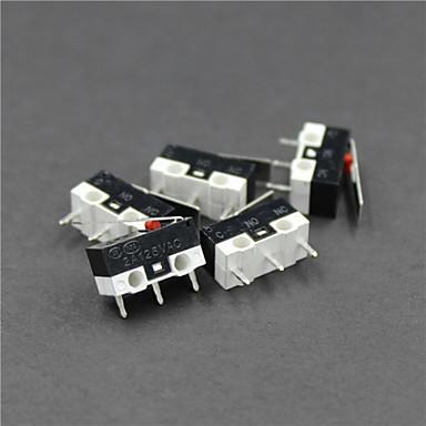 3 d limiet printer uit, impact schakelaar, microswitch gevoelige schakelaar, slimme auto, robert accessoreis 5pcs