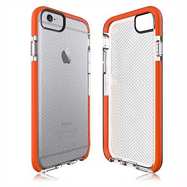 Tech21 evo malha cair impacto protetora TPU macio tecnologia 21 caso Shell para o iPhone 6 mais / 6s mais (cores sortidas)
