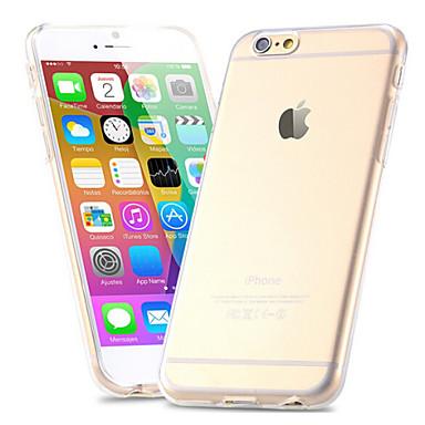 hoesje Voor Apple iPhone 6 iPhone 6 Plus Ultradun Mat Doorzichtig Achterkant Effen Kleur Hard PC voor iPhone 6s Plus iPhone 6s iPhone 6