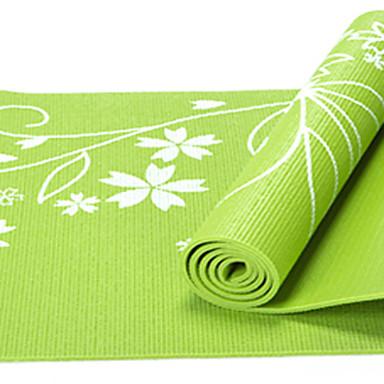 PVC Yoga Mats Pegajoso Non Toxic 8.0 mm para