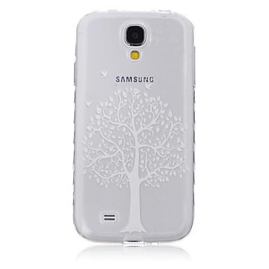 Voor Samsung Galaxy hoesje Transparant / Patroon hoesje Achterkantje hoesje Boom TPU SamsungS6 edge plus / S6 edge / S6 / S5 Mini / S5 /