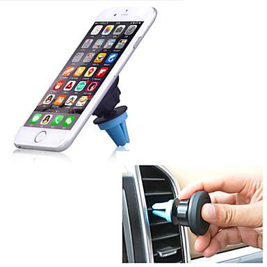 Carro iPhone 6 Plus / iPhone 6 / iPhone 5S Suporte de montagem Rotação 360° iPhone 6 Plus / iPhone 6 / iPhone 5S Tudo-Em-1 Plástico Titular