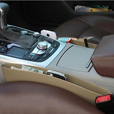 multifunctionele auto niche opslag kant doos (willekeurige kleur 2 stuks set)