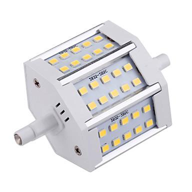 ywxlight® r7s led maïslampen 30 smd 2835 810 lm warm wit koud wit decoratief ac 85-265 v