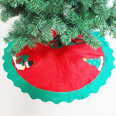 Choinka fartuch drzewo spódnice ozdoby choinkowe Home Party Decor Happy Christmas dekoracji dostaw