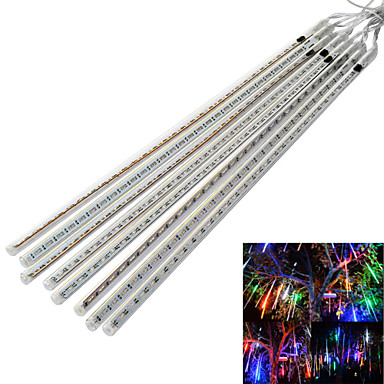 JIAWEN® 3 M 240 LED Dip Branco / RGB / Azul Prova-de-Água 9,5 W Barras de Luzes LED Rígidas AC100-240 V