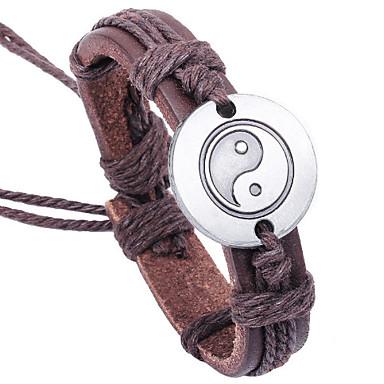 Feest / Werk / Informeel - Armband (Leer