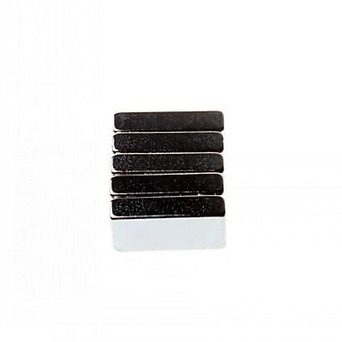 5-pack supersterke zeldzame-aarde re magneten (20x10x5mm)