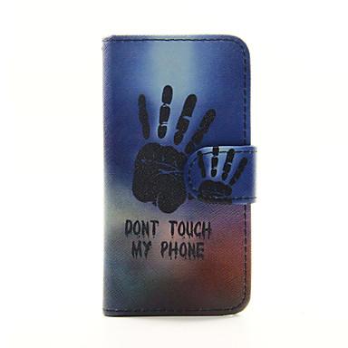 heb mijn telefoon pu lederen portemonnee full body geval niet aan voor de iPod touch 5/6