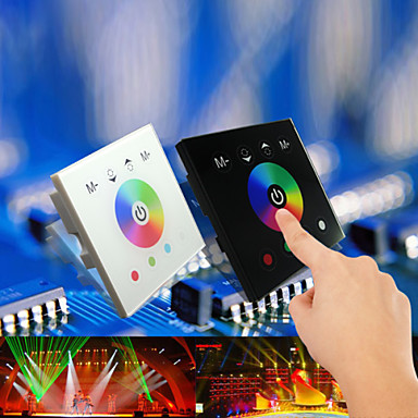 full colour touch panel controller