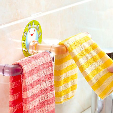 cartoon hok verdedigt het papier houder / handdoekenrek - willekeurige kleur