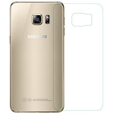 Protetor de Tela Samsung Galaxy para S6 edge PET Protetor de Tela Frontal Anti Impressão Digital