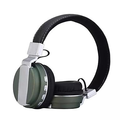 sem fio Bluetooth fones de ouvido fone de ouvido fones de ouvido estéreo fone de ouvido viva-voz com microfone dobrável para Samsung S5 S6