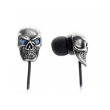 3,5 milímetros fone de ouvido novo super-baixo no ouvido encaixe seguro metálica com 3,5 mm fones de ouvido para samsung S4 / S5