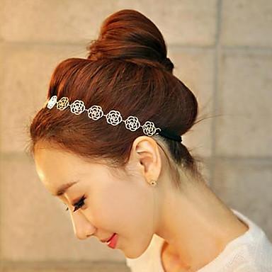 Bruiloft / Feest / Dagelijks / Causaal - Haarbanden (Legering , Zoals Op De Afbeelding)