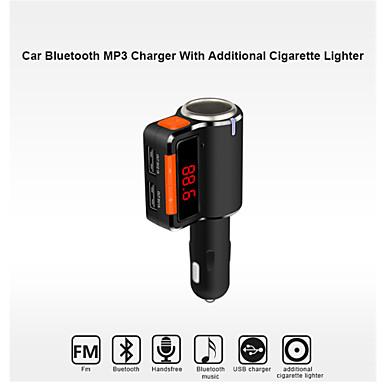bc09 bluetooth handsfree carkit, de sigarettenaansteker / mp3-speler