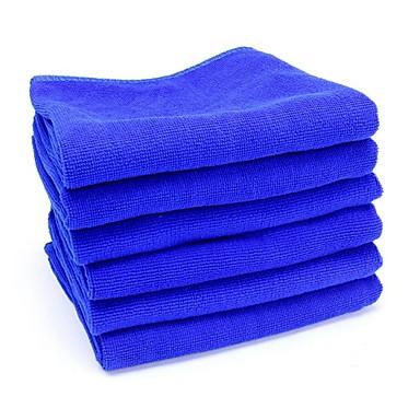ziqiao microfiber car schoonmaakdoekje wash handdoek producten stof gereedschappen (30 * 70cm)