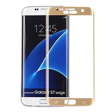 Asling screen protector gehard glas voor Samsung S7 rand 0.2mm 3d volledige dekking arc explosieveilige
