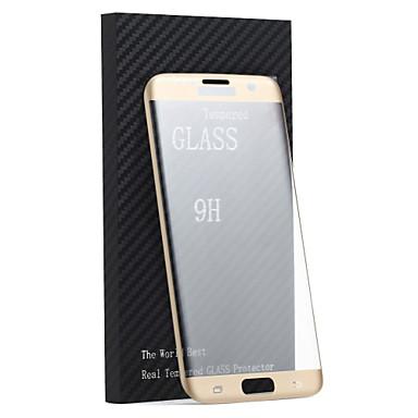 Protetor de Tela Samsung Galaxy para S7 edge Vidro Temperado Protetor de Tela Frontal Anti Impressão Digital