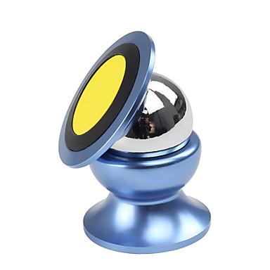 magneet 360 graden mini houder magnetische autodashboard mobiele mount autotelefoon houder car kit mobiele telefoon houder