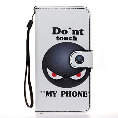 Voor Samsung Galaxy S7 Edge Portemonnee / Kaarthouder / met standaard / Flip hoesje Volledige behuizing hoesje Cartoon PU-leer SamsungS7