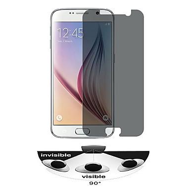 cwxuan® 9h 2.5d arco borda privacidade anti-espião protetor de tela de vidro temperado para Samsung Galaxy S7