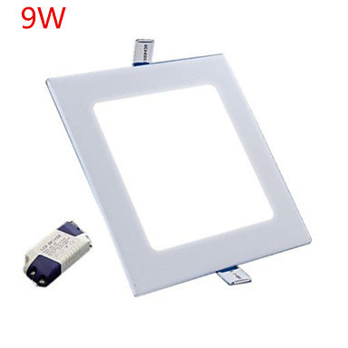Paneellampen 45 Krachtige LED 800 lm Warm wit Koel wit 3000K/6500K K Decoratief AC 85-265 V