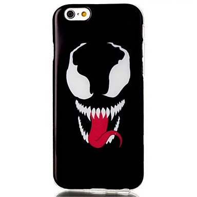 Capinha Para iPhone 6 Plus iPhone 6 Estampada Capa Traseira Estampa Geométrica Macia TPU para iPhone 6s Plus iPhone 6 Plus iPhone 6s