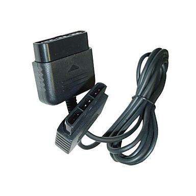 Logitech-PS2-미니-폴리 카보 네이트-PS/2-케이블 및 어댑터-Sony PS2-Sony PS2