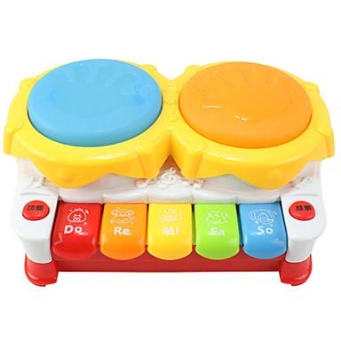 라이트 업 장난감 장난감 드럼 세트 1 조각 선물