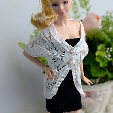 Meer Accessoires Voor Barbiepop Rokken Topjes Voor voor meisjes Speelgoedpop