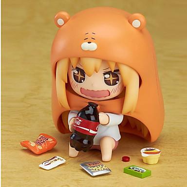 Anime Action Figures geinspireerd door Himouto Cosplay PVC 10 CM Modelspeelgoed Speelgoedpop