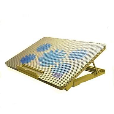 스탠드 홀더 PC의 노트북 노트북과 인체 공학적 조절 쿨러 냉각 패드